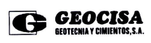 GEOCISA GEOTECNIA Y CIMIENTOS, S.A.