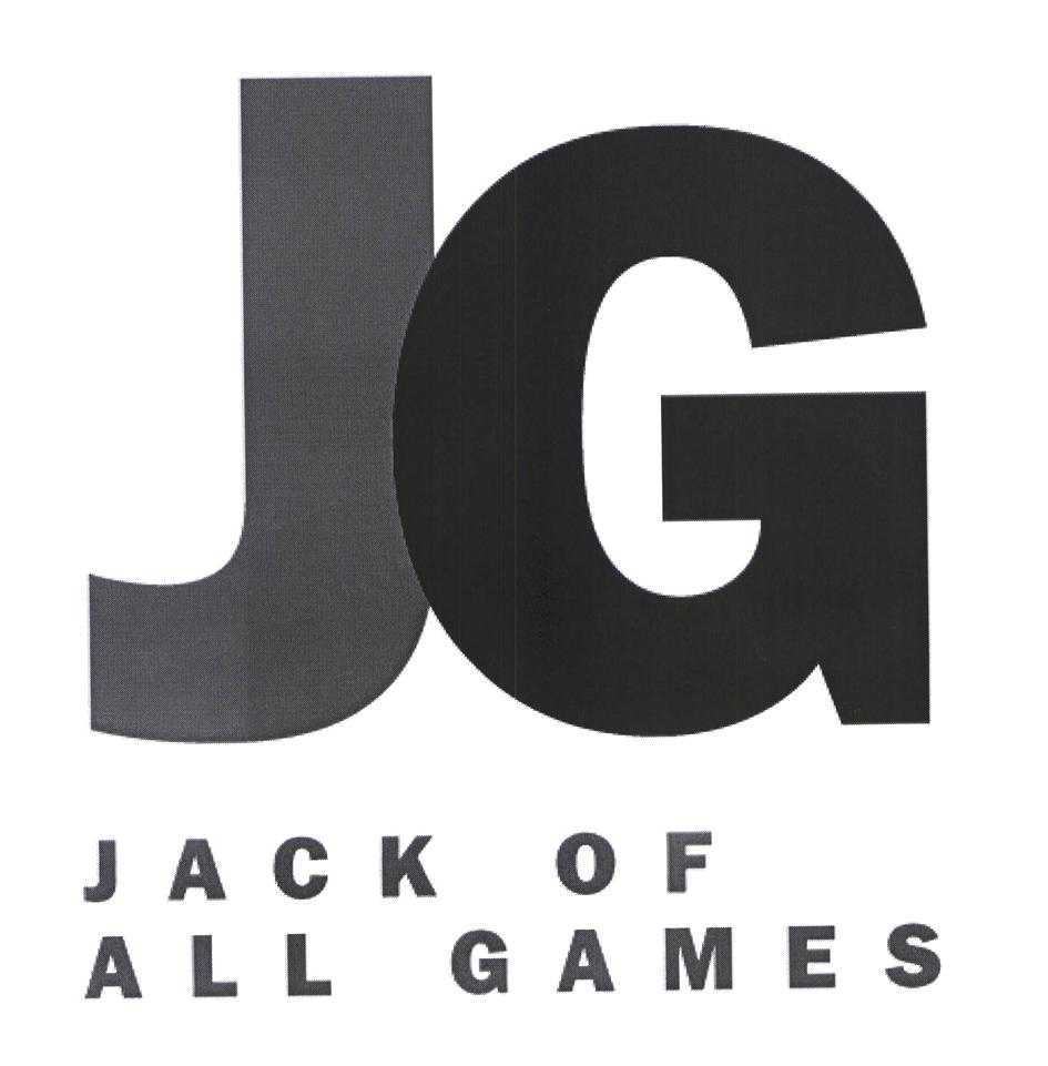 JG JACK OF ALL GAMES
