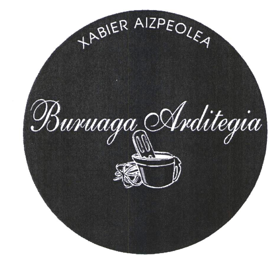 XABIER AIZPEOLEA Buruaga Arditegia