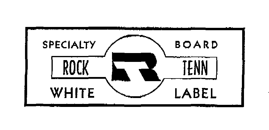 ROCK TENN SPECIALTY BOARD WHITE LABEL
