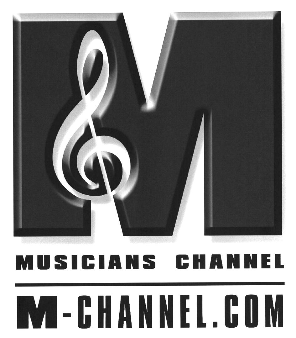 MUSICIANS CHANNEL M-CHANNEL.COM