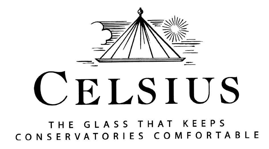 CELSIUS THE GLASS THAT KEEPS CONSERVATORIES COMFORTABLE