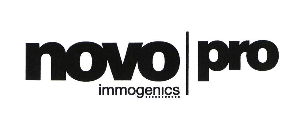 novo pro immogenics