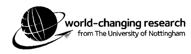 world-changing research from The University of Nottingham