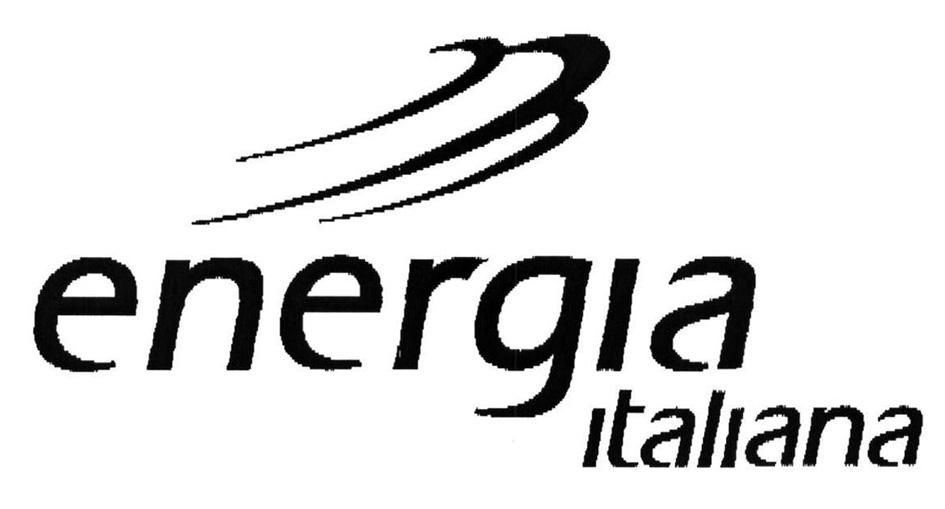 energia italiana
