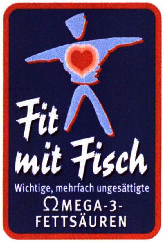 Fit mit Fisch Wichtige, mehrfach ungesättigte OMEGA-3- FETTSÄUREN