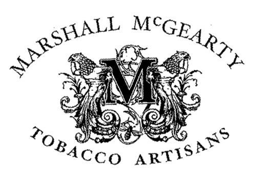 M MARSHALL McGEARTY TOBACCO ARTISANS