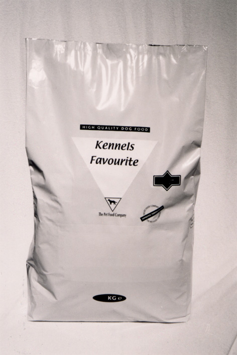Kennels Favourite HIGH QUALITY DOG FOOD The Pet Food Company