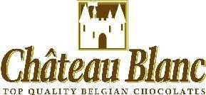 Château Blanc TOP QUALITY BELGIAN CHOCOLATES