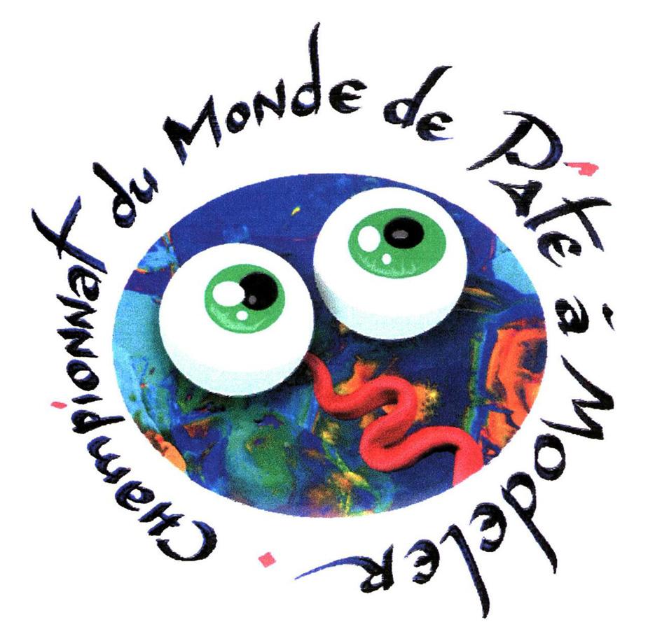 Championnat du Monde de Pâte á Modeler ·