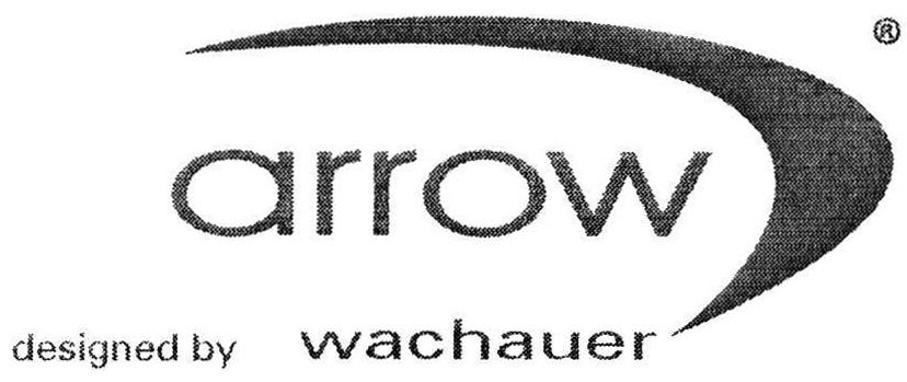 arrow designed by wachauer