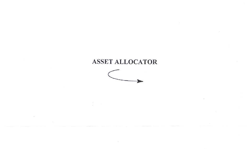 ASSET ALLOCATOR