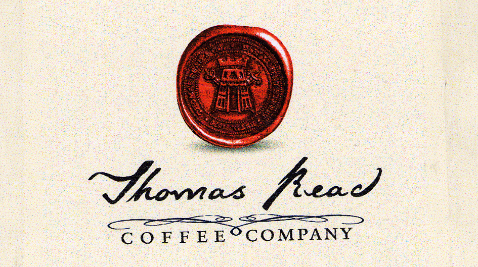 Thomas Read COFFEE COMPANY
