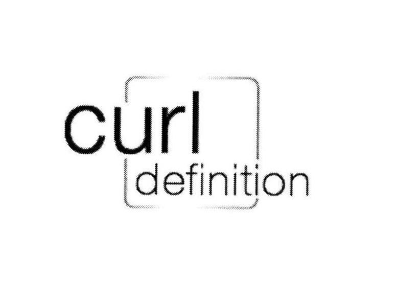 curl definition