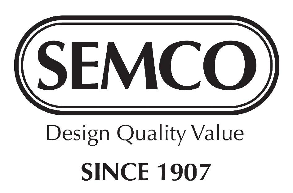SEMCO Design Quality Value SINCE 1907
