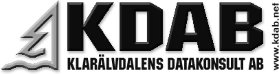 KDAB KLARÄLVDALENS DATAKONSULT AB