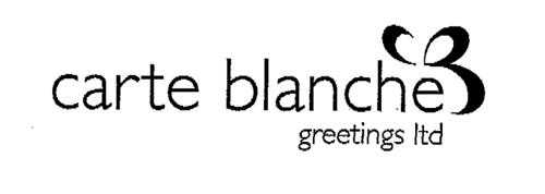 carte blanche greetings ltd