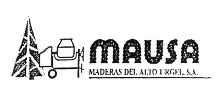 MAUSA MADERAS DEL ALTO URGEL, S.A.