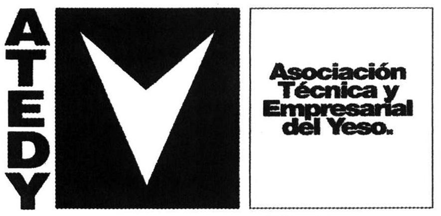 ATEDY Asociación Técnica y Empresarial del Yeso.