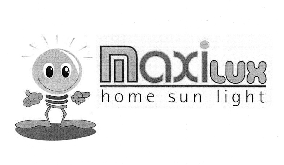 MaxiLUX home sun light