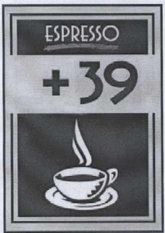 ESPRESSO + 39