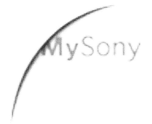MySony