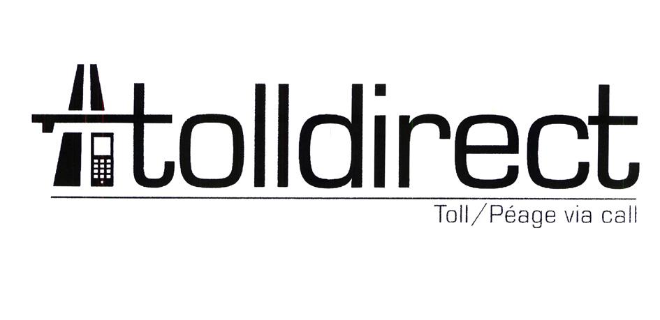 tolldirect Toll/Péage via call