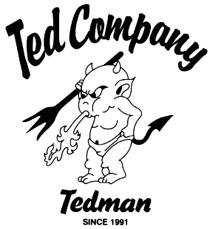 Ted Company Tedman SINCE 1991