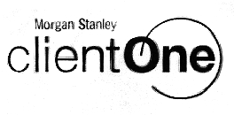 Morgan Stanley client One