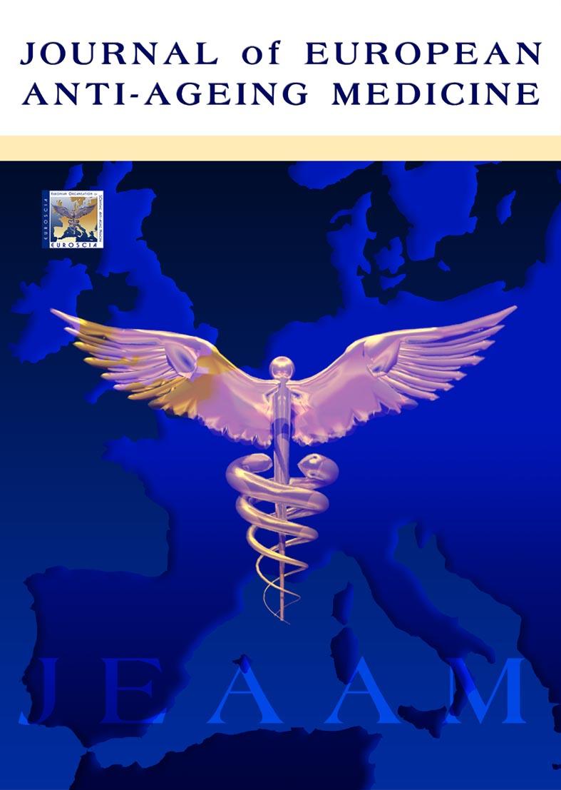 JOURNAL of EUROPEAN ANTI-AGEING MEDICINE JEAAM