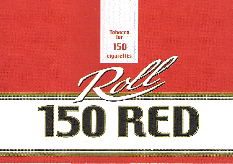 Tobacco for 150 cigarettes Roll 150 RED