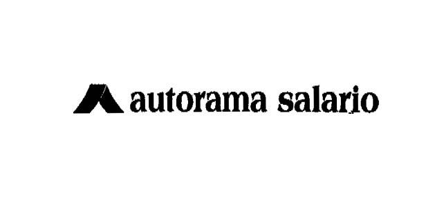 autorama salario