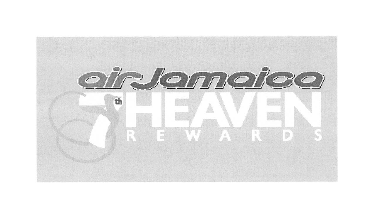 air Jamaica 7th HEAVEN REWARDS