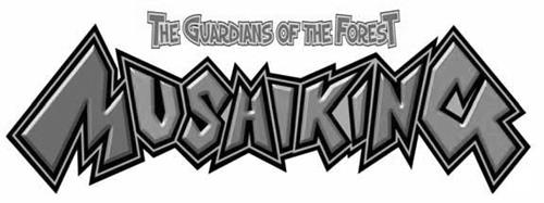 THE GUARDIANS OF THE FOREST MUSHIKING