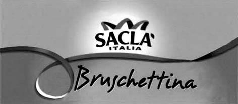 SACLÁ ITALIA Bruschettina
