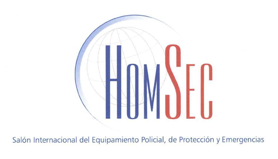 HOMSEC Salón Internacional del Equipamiento Policial, de Protección y Emergencias