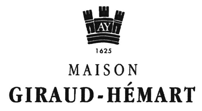 AY 1625 MAISON GIRAUD-HÉMART