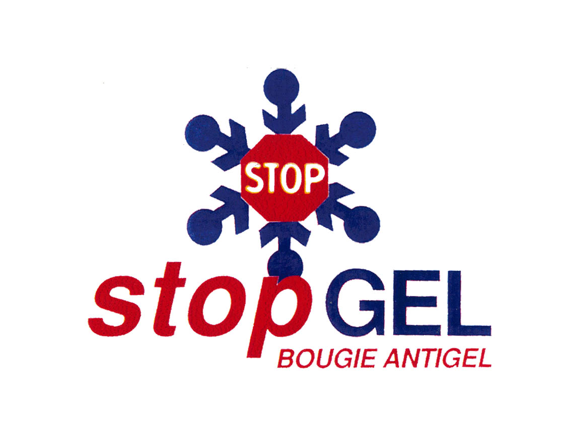 STOP stop GEL BOUGIE ANTIGEL