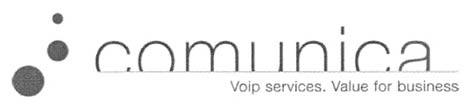 comunica Voip services. Value for business