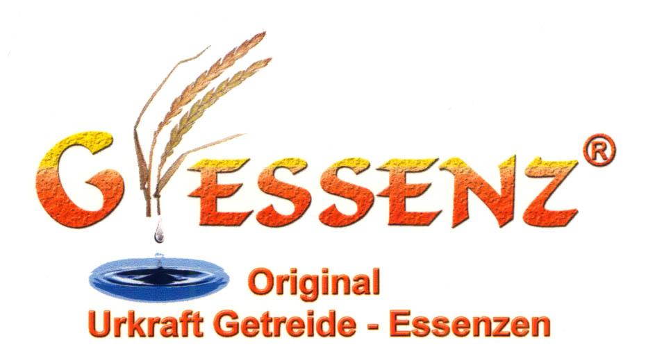 GESSENZ Original Urkraft Getreide - Essenzen