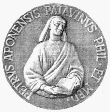 PETRUS APONENSIS PATAUINUS PHIL. ET MED.
