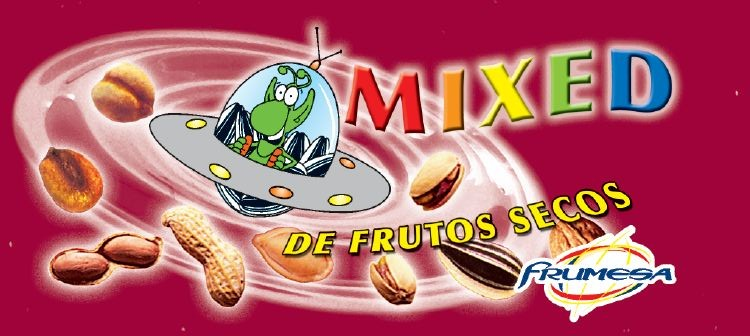 MIXED DE FRUTOS SECOS FRUMESA