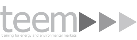 teem training for energy and environmental markets