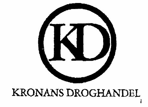KD KRONANS DROGHANDEL