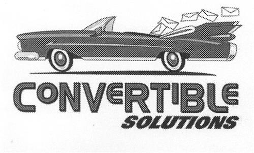 CONVERTIBLE SOLUTIONS
