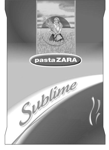 pasta ZARA Sublime