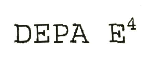 DEPA E4