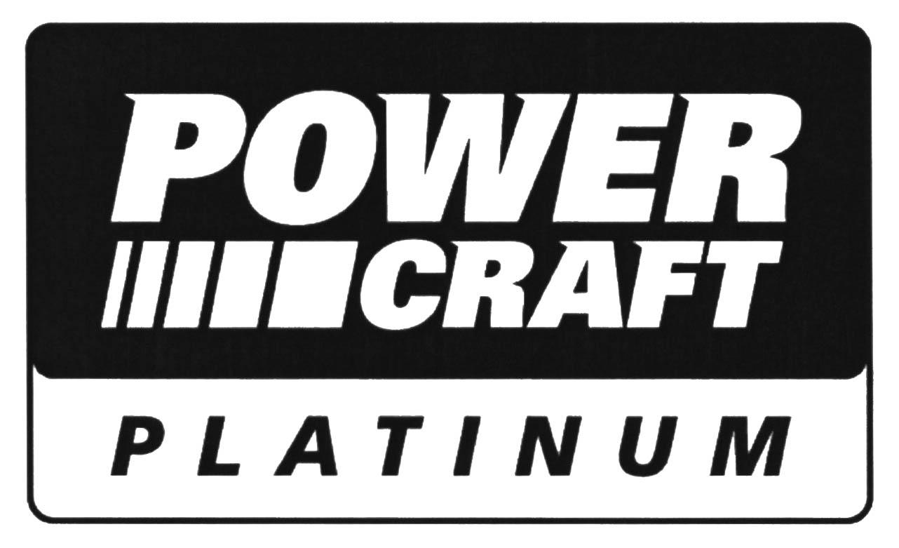 POWER CRAFT PLATINUM