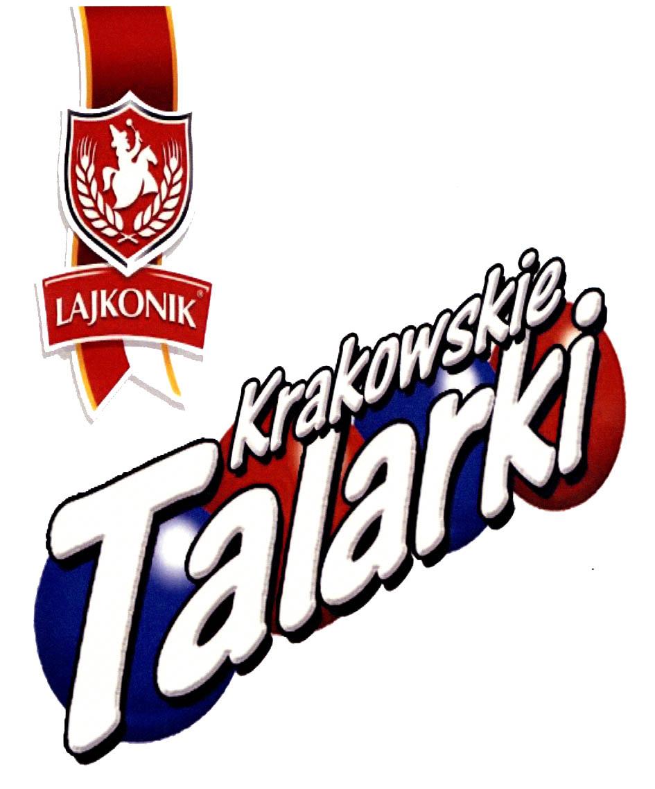 Lajkonik Krakowskie Talarki