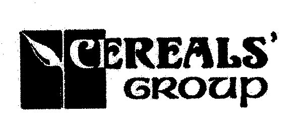 CEREALS' GROUP